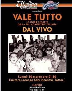 2015 Presentazione del libro VALE TUTTO di Lorenzo Sani